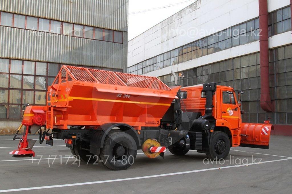 ЭД-244КМА, ЭД-244КМК