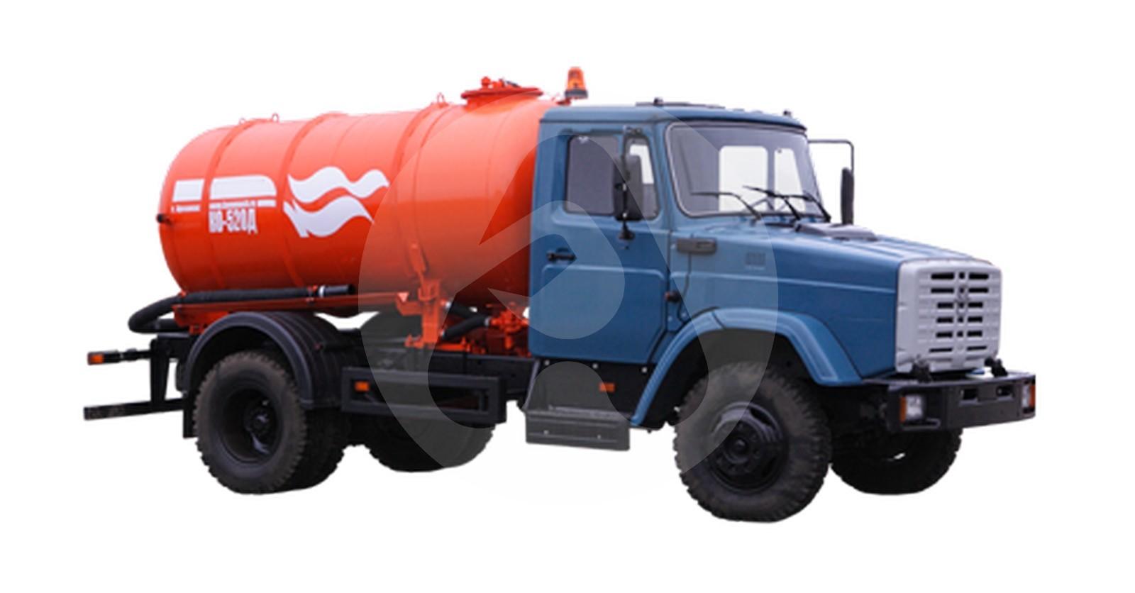 ВАКУУМНАЯ МАШИНА КО-520Д