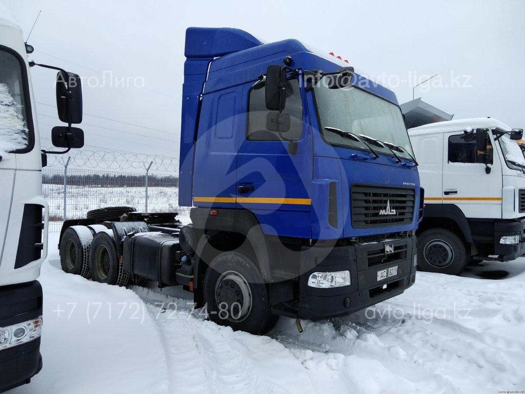 МАЗ-6430C9-520-012 Евро-5