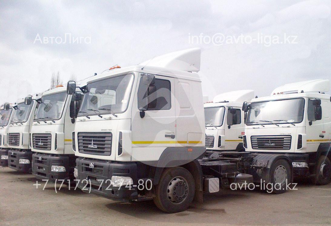 МАЗ-5440С5-8520-000 Евро-5