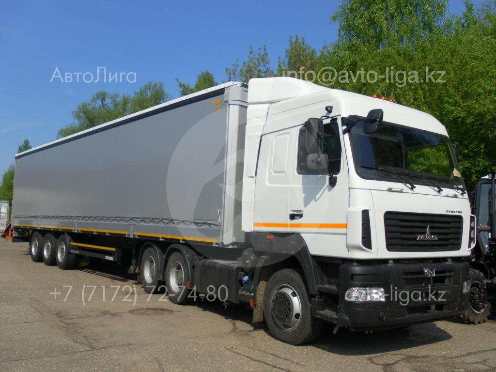 МАЗ-6430E9-520-010 Евро-5